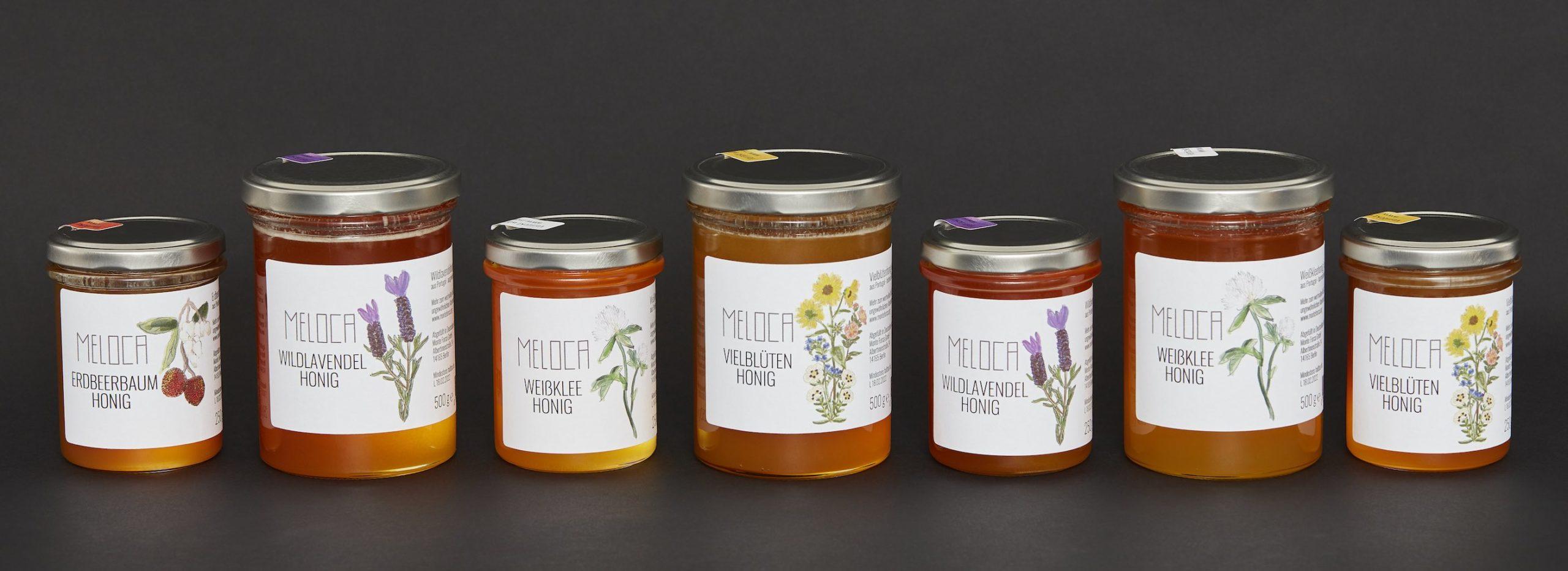 MELOCA Der Honig aus Portugal